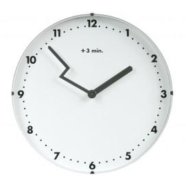 Часы 30cm белые 621004 Dyyk