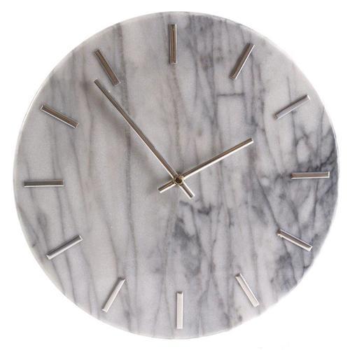 Часы 30cm серые 1705003 Dyyk