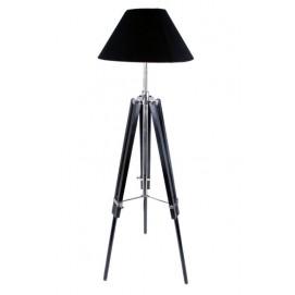 Лампа напольная 167cm черная 604037 Dyyk