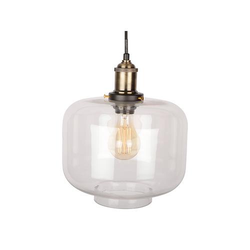 Лампа подвесная 127x25cm прозрачная  30017-1 Dyyk