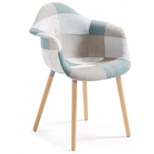 Кресло KENNA CC0234J26 цветное Laforma 2017