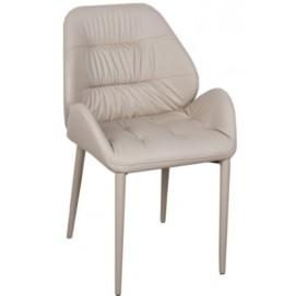 Кресло Sevilla бежевый кожзам Kolin