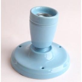 Спот керамический голубой X-ed