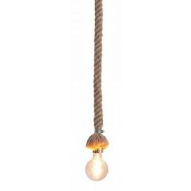Лампа шнур Seven Seas 150cm 36748 натуральная Invicta