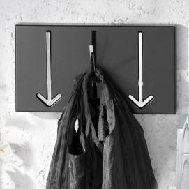 Вешалка Arrow 3er черная / 20578 Invicta