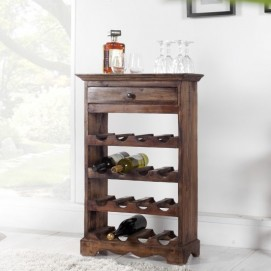 Подставка под бутылки Hemingway 55cm 35577 коричневая Invicta