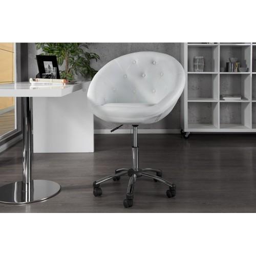 Кресло офисное Couture 90-100cm белое 15144 Invicta