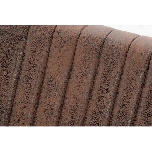 Кресло офисное Big Aston vintage коричневое 37315 Invicta