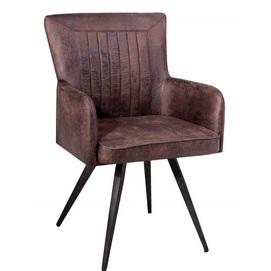 Кресло Roadster antik коричневое 37317 Invicta