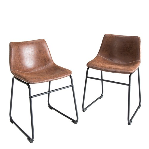 Стул Django коричневый 37347 Invicta