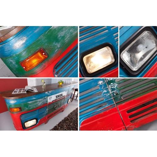 Бар LKW Front 255cm цветной Lichtanlage/ 35110 Invicta