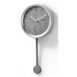 Часы настенные NEXO серые AA1886R82 Laforma 2017