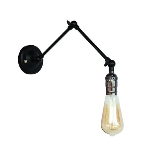 Светильник настенный 752WZ3304-1 черный Thexata
