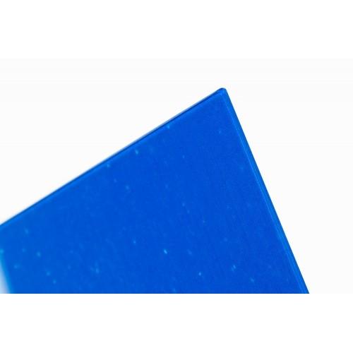 Картина Meduse 60x80cm Quallen Glas/ 37413 синяя Invicta