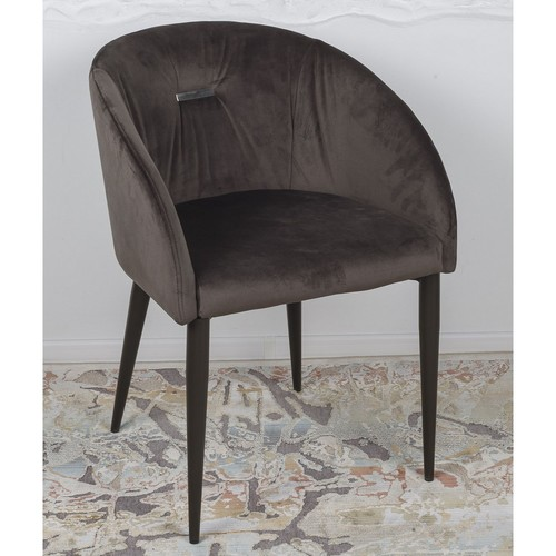 Кресло ELBE антрацит Kolin
