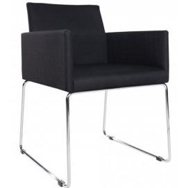 Кресло Livorno Struktur антрацит 37849 Invicta