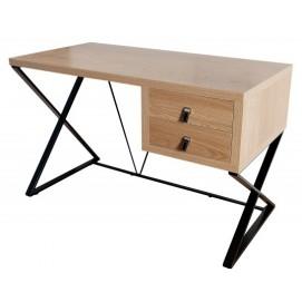 Стол письменный Heritage 120cm коричневый 37768 Invicta