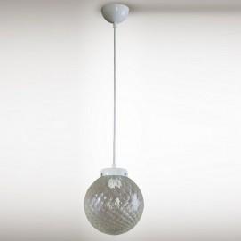 Лампа подвесная Шар 200 прозрачная стекло 15806 N&B LIGHT