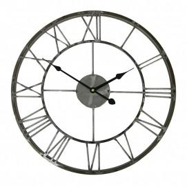 Часы 45 см Factory 943089 сталь Dyyk