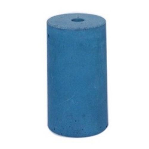 Патрон длинный из бетона Beton голубой X-ed