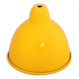 Плафон Lime D150 желтый X-ed