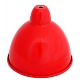 Плафон RED D150 красный X-ed