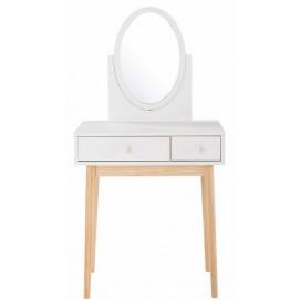 Стол туалетный Joy 170345 белый Maisons