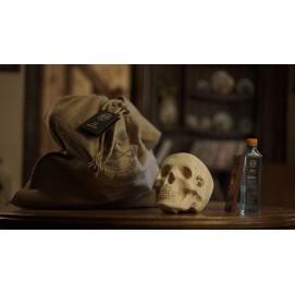 Дрова в форме черепов - 1шт Memento Mori