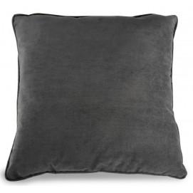 Подушка 1136-4 темно-серая Dyyk