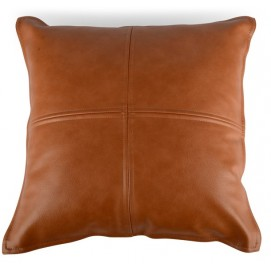 Подушка 1161-1 коричневая Dyyk