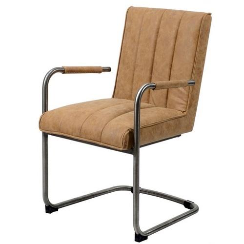 Кресло офисное 4950 / 53W светло-коричневое Zijlstra 2018