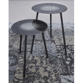 Набор столиков 2 шт 3132 / 48 серый Zijlstra 2018
