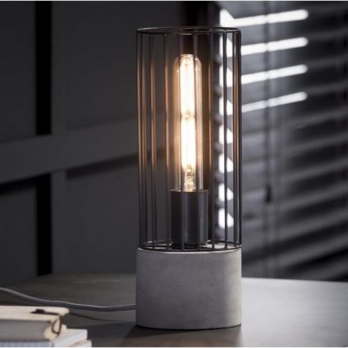 Лампа настольная 7408 / 48C серая Zijlstra 2018