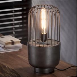 Лампа настольная 7551 / 31Z серая Zijlstra 2018
