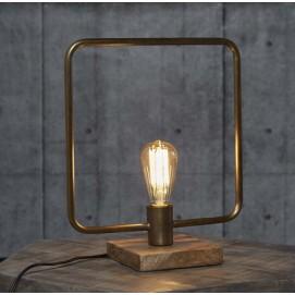 Лампа настольная 7572 / 30 антик бронза Zijlstra 2018