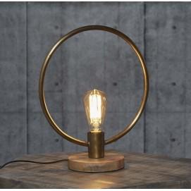 Лампа настольная 7573 / 30 антик бронза Zijlstra 2018