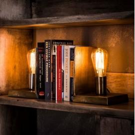 Лампа настольная 7575 / 30 антик бронза Zijlstra 2018