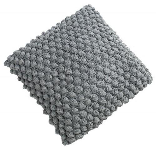 Подушка Cosy I 45cm темно-серая 37763 Invicta