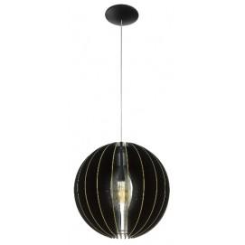Лампа подвесная 32823 FABESSA черная Eglo