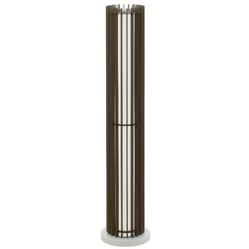 Лампа напольная 96889 COSSANO 3 коричнево-белая Eglo