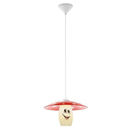 Лампа детская 96879 FUNJI красная Eglo