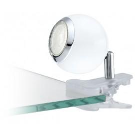 Лампа настольная BIMEDA 96839 белая Eglo 2018