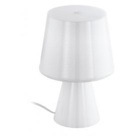 Лампа настольная MONTALBO 96907 белая Eglo 2018