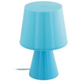 Лампа настольная MONTALBO 96909 голубая Eglo 2018