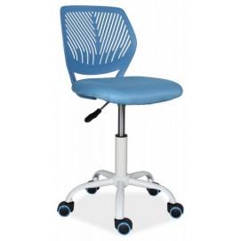 Кресло детское Max синее Signal