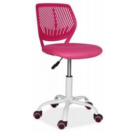 Кресло детское Max розовое Signal