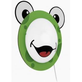 Светильник детский 95745 | QUIXI зеленый Eglo 2018