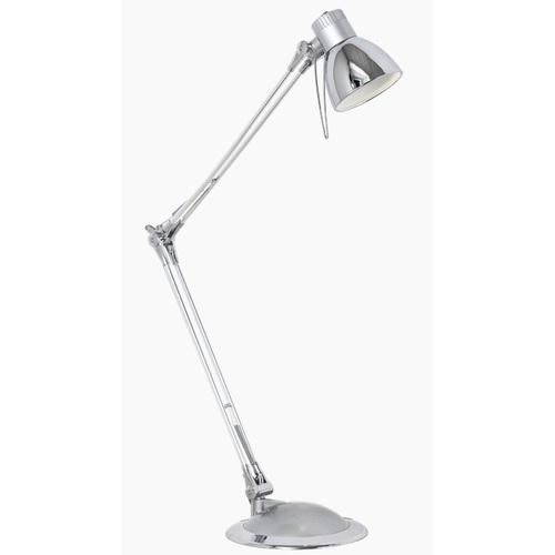 Лампа настольная 95829 | PLANO LED хром Eglo 2018