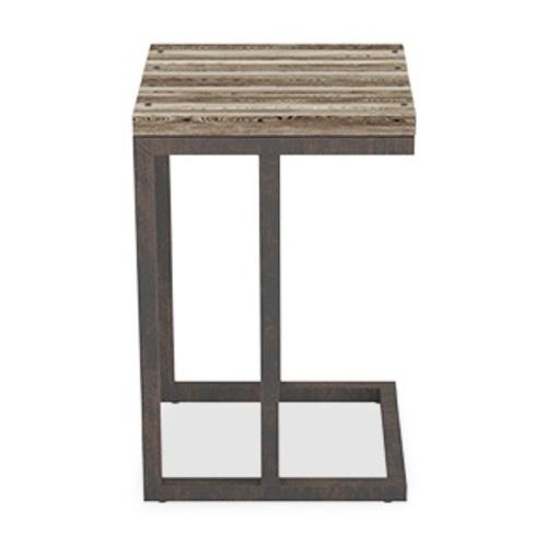 Приставной столик SOHO MT-5 серый DLS