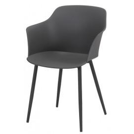 Кресло 3645 / 48 серое Zijlstra 2018